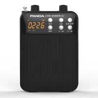 熊猫/PANDA K53小蜜蜂扩音器教师专用扩音器喇叭大功率播放器导游 黑色