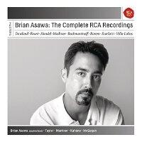 现货 [中图音像]假声男高音布莱恩 阿萨瓦RCA录音全集 5CD Brian Asawa - The Complete