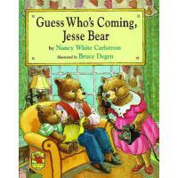 【预订】Guess Who's Coming, Jesse Bear