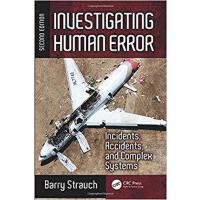 【预订】Investigating Human Error 9781472458681