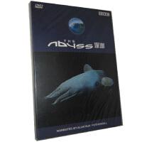 BBC纪录片 深渊 精装DVD 展现奇异的深海世界