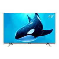 TCL D49A620U 49英寸观影王 4K超高清14核HDR安卓智能液晶电视机(黑色)