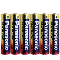 【苏宁易购】松下Panasonic正品碱性7号干电池6粒装LR03BCH/6B 遥控器手电筒玩具键盘鼠标