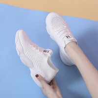 鞋子女春季网鞋透气女运动鞋夏季轻便潮流百搭女学生跑步鞋旅游鞋