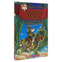 Geronimo Stiliton The Hour Of Magic 老鼠记者幻想王国#8 魔法时间 儿童青少年彩色