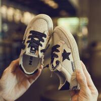 秋冬儿童鞋子女童男童运动鞋休闲鞋宝宝板鞋