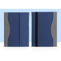 微软新款surface go平板电脑保护套10寸笔记本保护壳支架包GO皮套支架商务配件男女款专用 go-宝石蓝