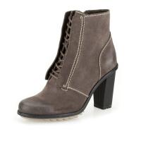Clarks/其乐女鞋2017秋冬新款时尚高跟休闲短靴Keswick Stone专柜正品直邮