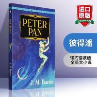 华研原版英文小说 彼得潘 Peter Pan 英文原版 儿童文学经典 正版进口英语书籍 英文版