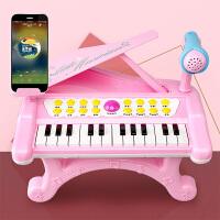 儿童钢琴初学者入门电子琴宝宝多功能可弹奏音乐玩具