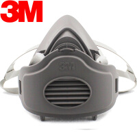3M 防尘面具 3200防尘三件套