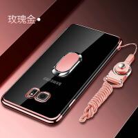 三星A5100手机壳SM一A7100透明A7 2016版A5保护硅胶套smg全包边防摔galaxy软