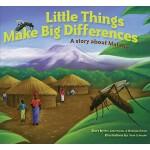 【预订】Little Things Make Big Differences: A Story about Malar