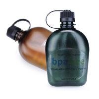 黑鹰水壶 军迷登山旅行运动水杯户外水瓶