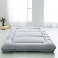 晚歌床垫立体加厚保暖日式榻榻米加大垫子单双人床 特殊尺寸可定做