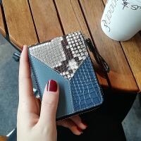 风琴卡包女式多卡位韩国可爱小巧个性皮卡片包迷你新款时尚