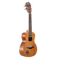 UKU 桃花芯木民谣古典吉他 23寸初学入门尤克里里ukulele合板吉他