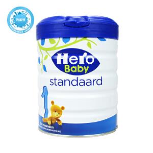 保税区直发  荷兰Hero Baby美素白金版奶粉1段 800g