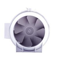 家用管道风机150 强力静音排风扇厨房卫生间圆形管道排气扇6寸
