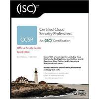 【预订】Ccsp (Isc)2 Certified Cloud Security Professional Offic