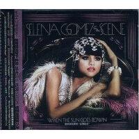 赛琳娜?戈麦斯Selena Gomez《日落时分》星外星发行CD