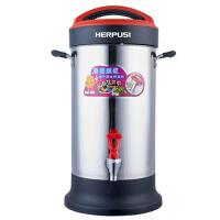 商用豆浆机12升全自动多功能大型商业磨浆机酒店豆浆机