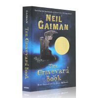 进口英文原版 The Graveyard Book 坟场之书 Neil Gaiman 尼尔盖曼 纽伯瑞金奖