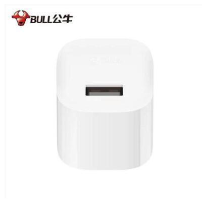【支持礼品卡】公牛智能手机充电器2A三星S6小米5华为安卓平板通用USB快充插头 正品行货