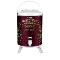 奶茶店果汁饮料咖啡凉茶豆浆水桶12L保冷保温桶
