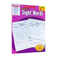 Scholastic Success with Sight Words, Grades K-2 学乐成功系列:幼儿园至