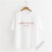 小清新蕾丝花朵上衣学生打底衫白色短袖T恤女士2018夏装短袖汗衫 均码