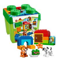 [当当自营]LEGO 乐高 duplo得宝系列 多合一礼品套装 积木拼插儿童益智玩具 10570