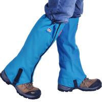 户外雪套野营登山徒步沙漠防沙鞋套防雨雪护腿脚套