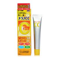 【当当海外购】日本Rohto乐敦CC渗透维C美白祛痘印精华晒后修护美容液20ml