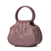中年女士手提包小圆包休闲手拎包妈妈迷你小包包买菜零钱包手机包