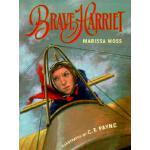 【预订】Brave Harriet The First Woman to Fly the English Channe