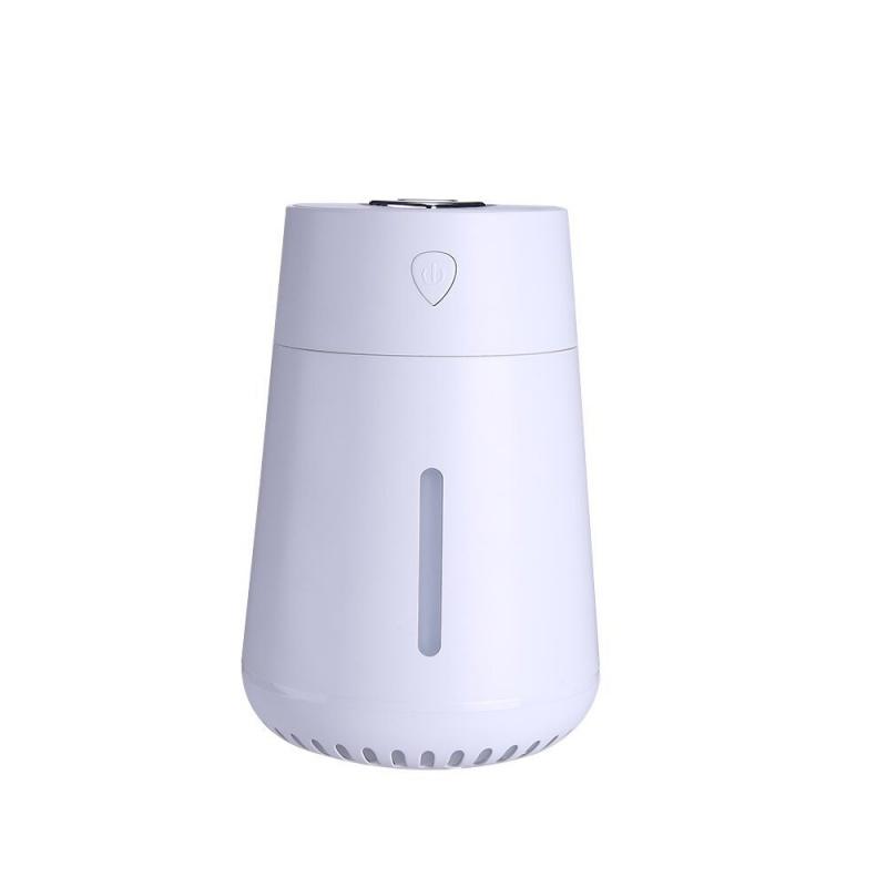 水滴USB加湿器迷你 家用办公室电脑桌面七彩夜灯空气净化器创意礼品