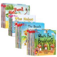 英文原版 Collins Big Cat RED&PINK 柯林斯大猫88册送音频 进阶学习英语基础句型初级桥梁故事书