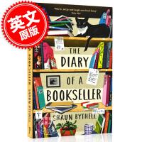 现货 书商日记 英文原版 The Diary of a Bookseller 二手书店毒舌日记 by Shaun By