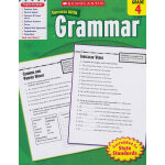 Scholastic Success with Grammar: Grade 4 学乐必赢阅读:4年级语法 ISBN9