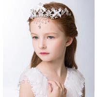 圣诞节小皇冠发箍 儿童发饰女童头饰 新款甜美灰姑娘发饰
