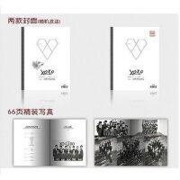 【现货】EXO-K1st Album XOXO Kiss Ver 亲亲抱抱 CD 写真歌词本