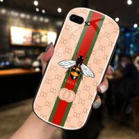古驰苹果X手机壳iPhoneXSMAX椭圆形7plus网红女款8plus个性创意XR时尚高档潮牌XS