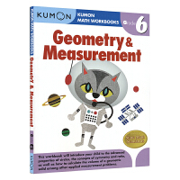 Kumon Math Workbooks Geometry & Measurement Grade 6 公文式教育 几