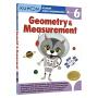 【预售】Kumon Math Workbooks Geometry & Measurement Grade 6 公文式教育 几何 测量 小学六年级教辅练习册 儿童英文原版图书