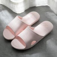 日式情侣拖鞋女夏室内居家静音软底家用浴室洗澡防滑凉拖鞋男