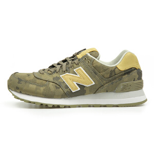New Balance/NB 男子574系列运动休闲复古慢跑鞋 ML574CMC