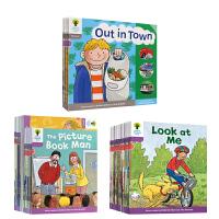 点读版:牛津阅读树1阶段系列78本Oxford Reading Tree Level 1 幼儿启蒙英语分级学习英文原版