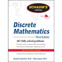 Schaum's Outline of Discrete Mathematics 9780071615860
