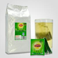 Lipton/立顿绿茶包 精选绿茶160g(纸包装)袋泡茶叶冲饮2gX80袋